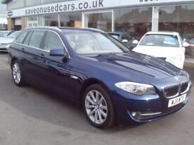 2011 BMW 5 Series 520d SE 5dr 5 door Estate
