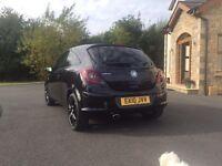 Vauxhall Corsa 1.2 SXI 2010