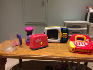 Toy Food/Kitchen Sets