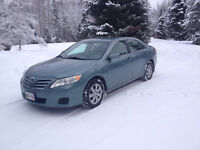 2010 Toyota Camry 4 CYL, AUTOMATIC,  NEW SAFETY
