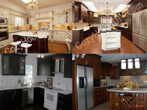 get free design on solid wood kitchen!! up to 40% OFF!!