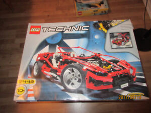 lego technic 8448