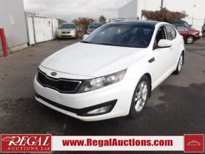 2013 KIA OPTIMA EX TURBO PLUS 4D SEDAN AT 2.0L EX TURBO PLUS
