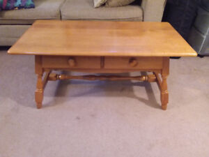 Coffee table for sale excellent condition $75.00