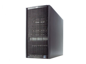 HP Quad core server