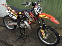 Ktm sx 125 not crf exc kxf mx Yz Honda rmz cr