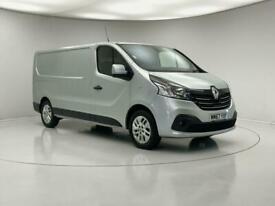 2018 Renault Trafic LL29 dCi 120 Sport Nav Van Panel Van Diesel Manual