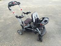 Baby Trend Sit'n Stand Double Stroller