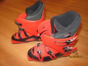 Rossignol ski boots for kids