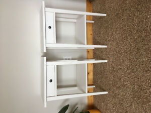 Ikea night tables/ plant stands