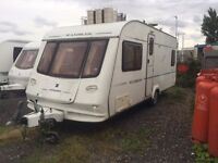 4 BERTH 2005 COMPASS RAMBLER WITH FIX BED AND AWNING MORE IN STOCK AND WE CAN DELIVERh