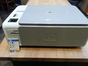 HP Printer 4280 Photosmart All-in-One