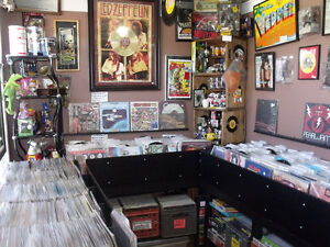 The Vinyl Room in CHATHAM. Records, Collectibles & More London Ontario image 3