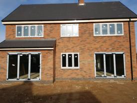 Builder roofer rendering Briclayer