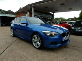 image for 2013 63 BMW 1 SERIES 1.6 116I M SPORT 5D 135 BHP