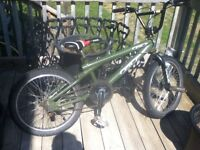 Looking to trade BMX for mountain Bike