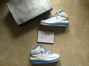 "FOR SALE: AIR JORDAN 2 ""MELO"" SIZE 12"
