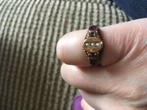 Antique woman's ring