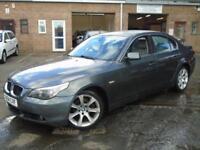 2004 04 BMW 5 SERIES 2.5 525D SE 4D AUTO 175 BHP DIESEL