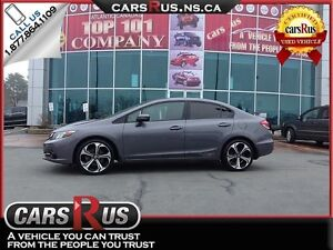 2015 Honda Civic Si w/Navi We Pay The Tax When You Finance With