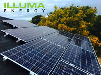iLLUMA ENERGY - Solar Installation Service