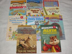 CHILDREN'S BOOKS - EARLY READERS /LEVEL 2 - GREAT SELECTION -