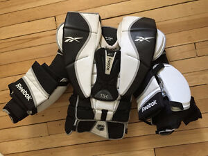 Excellent quality goalie equipment