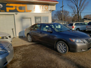 2007 Toyota Camry Hybrid!ACTIVE!ONE OWNER!LEATHER!KEYLESS