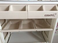 Cosatto changing table/ unit
