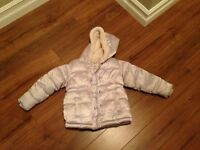 Girls size 5T Winter Coat