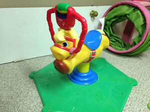 Fisher-Price Bouncing horse Cambridge Kitchener Area image 1