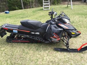 2015 Ski-doo Backcountry X