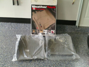 Tapis hiver GRIS Weathertech  Cadillac SRX Weather Tech