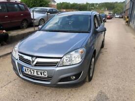 Vauxhall Astra 1.6 16v ( 115ps ) Design ESTATE -2008 57-REG - FULL 12 MONTHS MOT