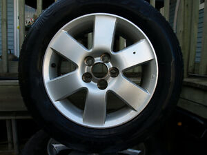 P195/65/15 Tires and Rims