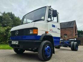 Mercedes (pre Vario) 811D Chassis Cab *Ideal Tiny Home / Campervan Base Van*