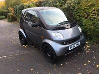 Smart Car City Coupe Pure semi-auto 52 plate