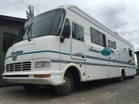 1997 CLASS A MOTORHOME FOR TRADE??????