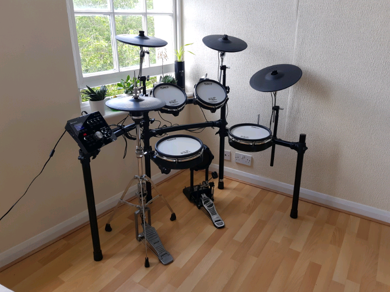 Roland TD25KV Electronic Drum Kit - Depending on location may offer free  delivery | in Bournemouth, Dorset | Gumtree