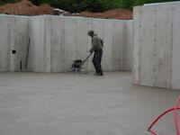 Concrete  workers