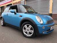 MINI Hatch 2005 1.6 One 3 door AUTOMATIC, 2 OWNERS, GENUINE LOW MILEAGE