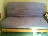 Barely used futon