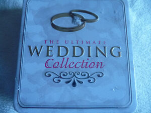 """CDCD's (3) NEW Factory Sealed  """"THE ULTIMATE WEDDING COLLECTION"""""""