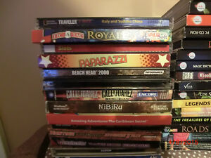 HUGE LOT OF PC GAMES. ALL EXCELLENT CONDITION. TAKE A PEEK
