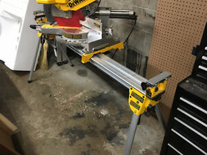 DeWalt DWX723 Heavy Duty Mitre Saw Stand - Great Condition!