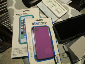 Various iPhone, Samsung & Blackberry Cases