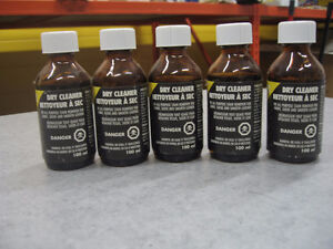 Auto Upholstery Dry Cleaning Fluid