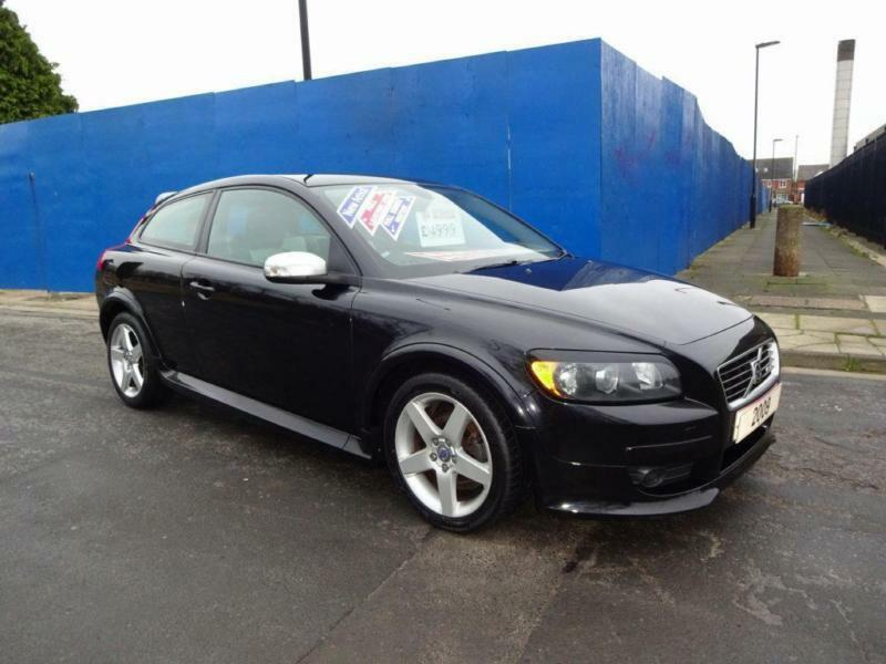 2009 volvo c30 1 6 r design sport 2dr in newcastle tyne and wear gumtree. Black Bedroom Furniture Sets. Home Design Ideas