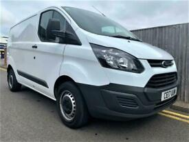 2017 Ford Transit Custom 2.0 TDCi 270 L1 H1 5dr EURO 6 + 1 OWNER ONLY 76K