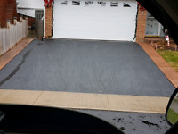 Driveway seal call or text 519-802-1403
